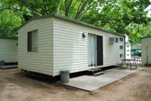 cabin accomodation albury
