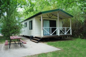 holiday cabins in corowa